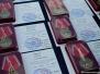 Вручение медалей за отвагу на пожаре (2016 г.). Фото: Кристина Димова