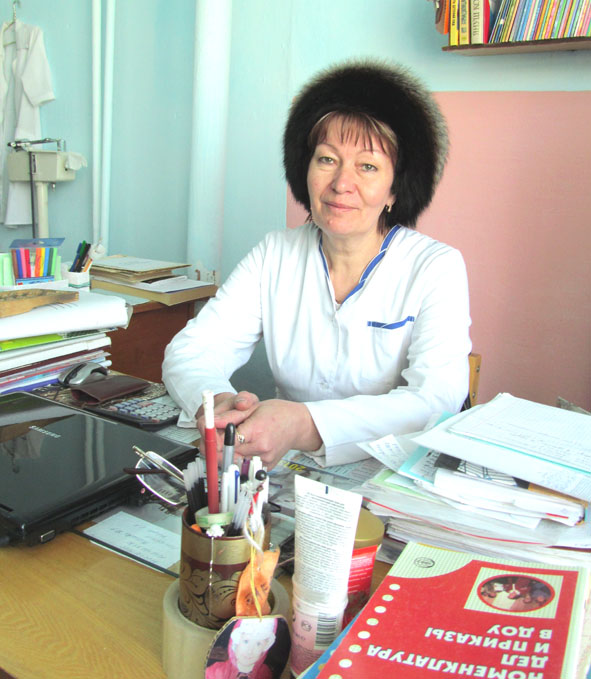 Депутат Ирина Ланская готова работать на благо избирателей