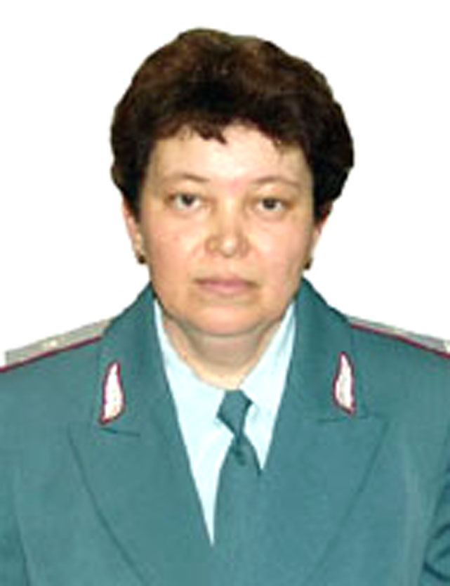 Головачева Наталья Валентиновна