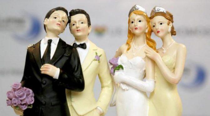 Австралия выступила за легализацию однополых браков