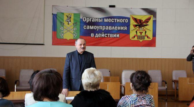 Николай Говорин оценил работу по федеральным проектам и посетил соцучреждения в Шилкинском районе