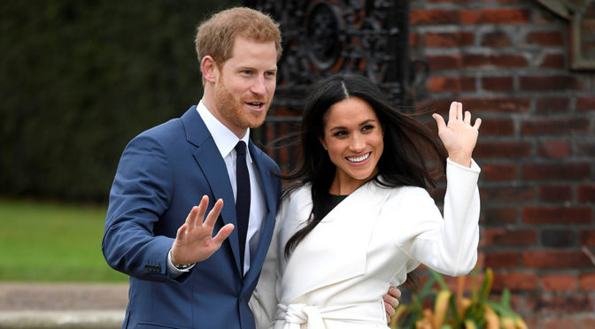 Принц Гарри отказался от брачного контракта перед свадьбой с Маркл