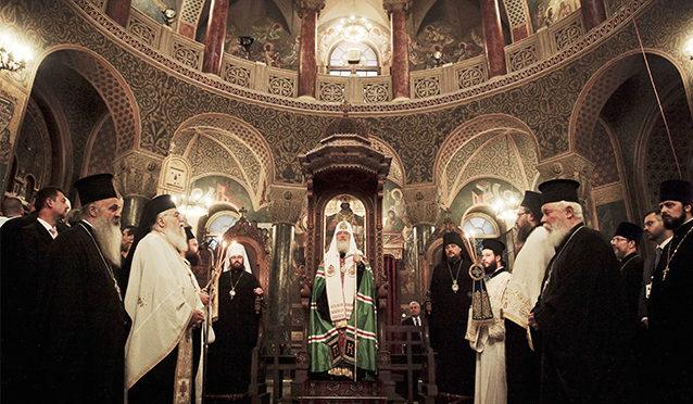 Разрыв отношений РПЦ и Константинополя: все, что нужно знать