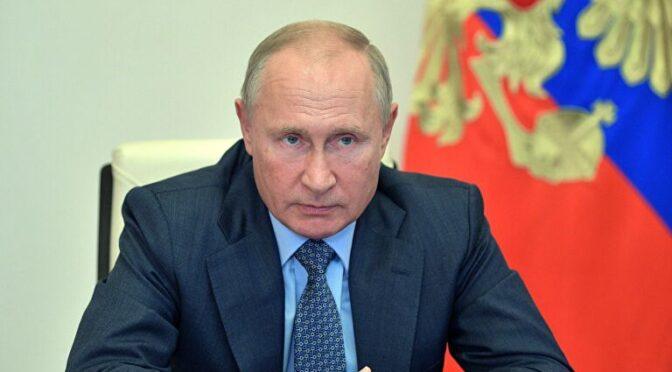 Путин внес в Госдуму проект о статусе и полномочиях Госсовета