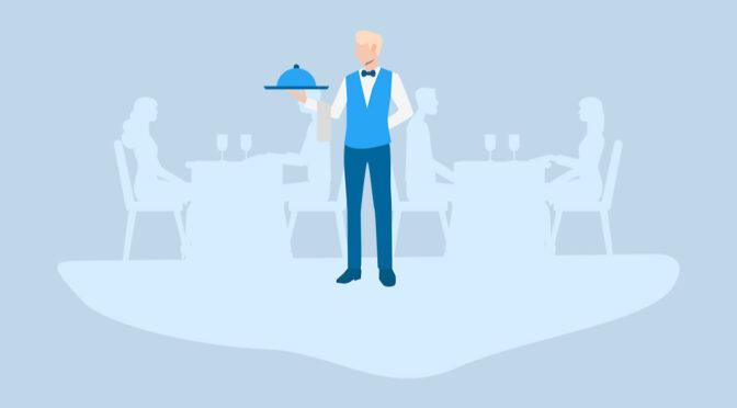 Как оставить чаевые онлайн с выгодой для себя и официанта