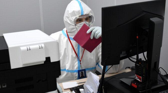 Глава РФПИ ожидает введения COVID-паспортов в 2021 году
